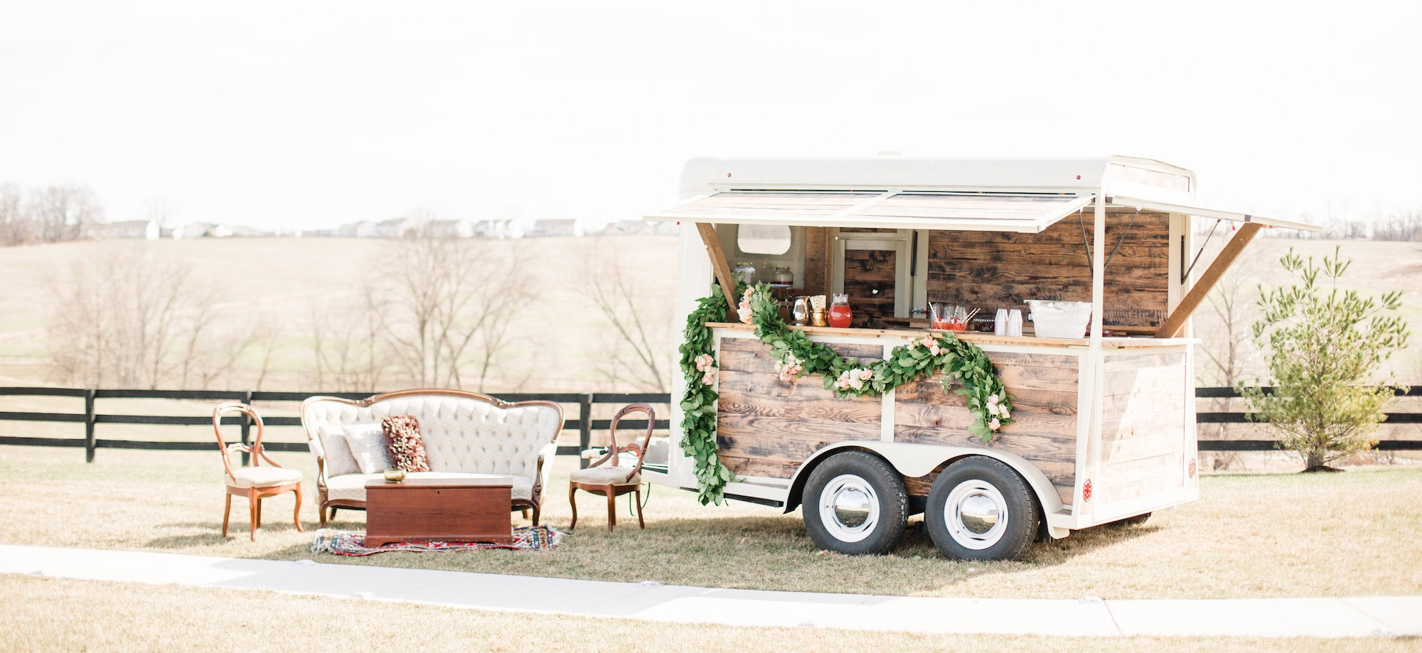 Hitched Bar Loudoun Weddings