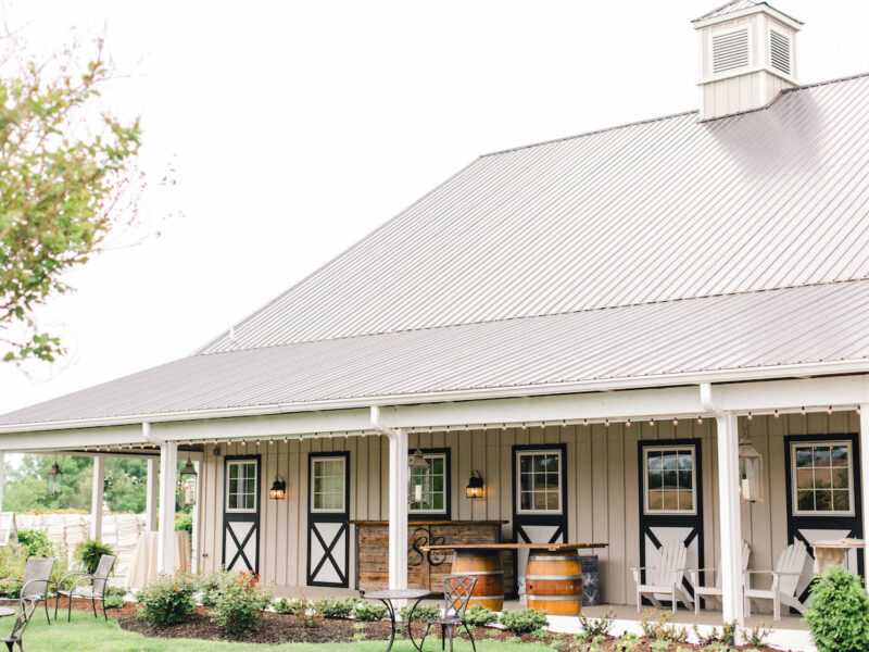 DC barn wedding venues